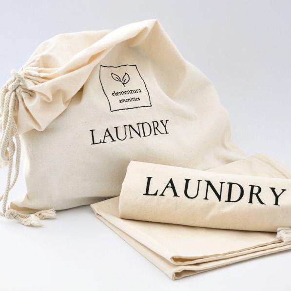 Laundry: reusable bag