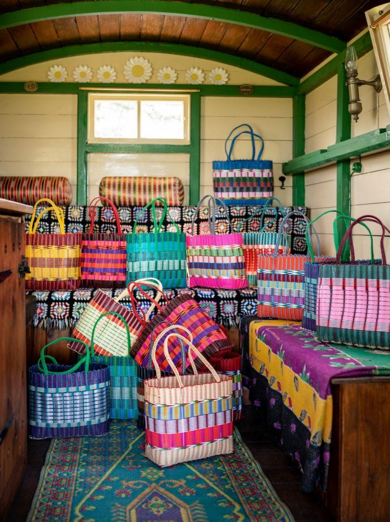 Create a Woven Basket